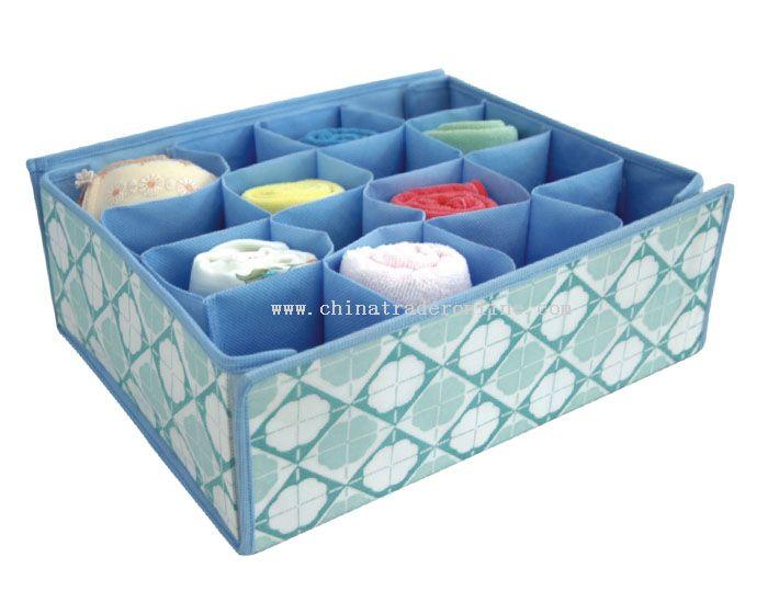 16-cabinet underwear storage