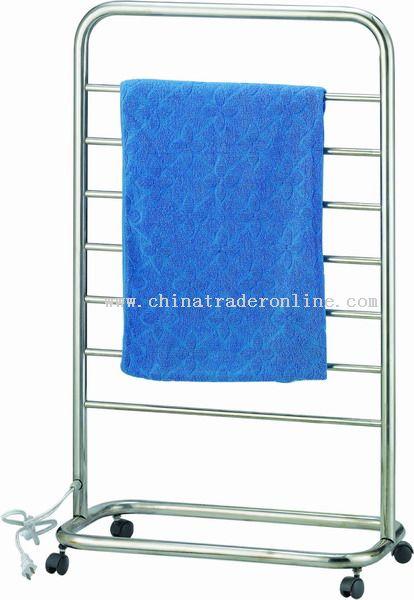 304 stainless steel Heated towel rail