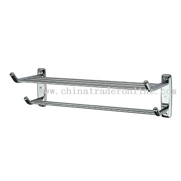 Towel Rack with HookFoldaway Towel Rackwholesale Towel Shelf