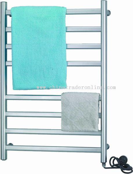 aluminum alloy Heated towel rail