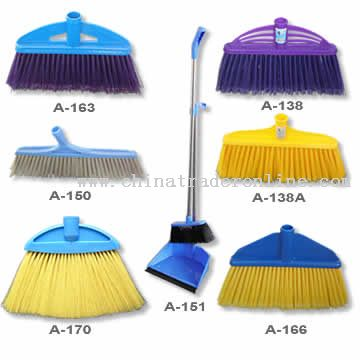 Deluxe Broom Set