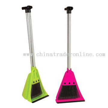 Dustpans with Brooms from China