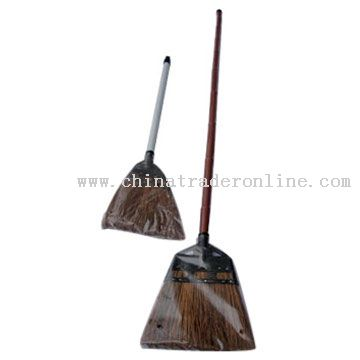 Palm Fiber Brooms from China