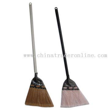 Plastic Fibre Brooms