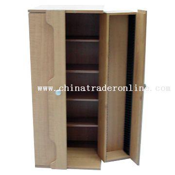 CD/DVD Storage Cabinet