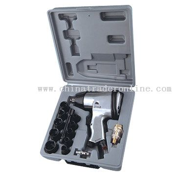 17pcs 1/2 Impact Wrench Kits