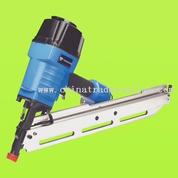 Power Nailer with Adjustable Head