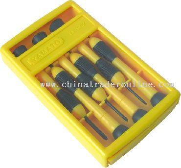 6 In 1 Tool Box