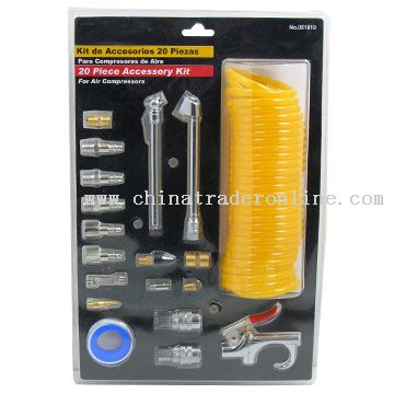20pc Air Compressor Accessory Kit
