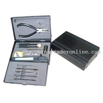 15-Piece Tool Boxes from China