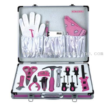 18pcs Tool Kit for Lady Use