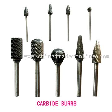 Carbide Rotary Cutting Tools