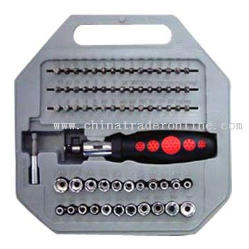 Socket and Screwdriver Kit
