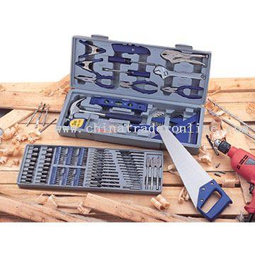 141pcs Deluxe Tool Kit