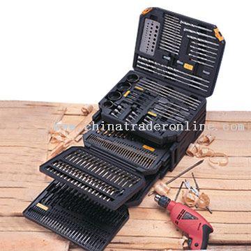300pcs Drill & Bit Set