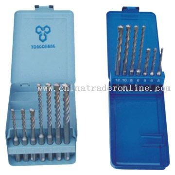 7pcs SDS Drill Bit Sets