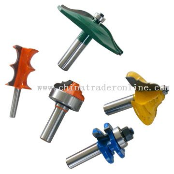 Router Bits from China