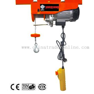 Fast mini Electric Hoist