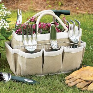 6-Piece Ergonomic Garden Tool Set