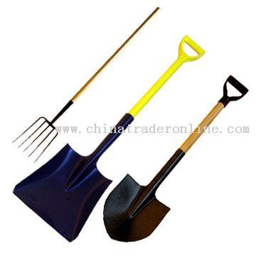 Fork and Shovels