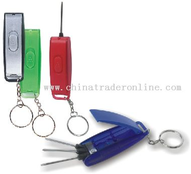 Tool Kit Lighter/Key Chain