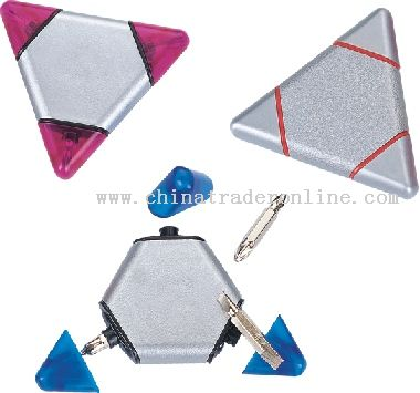 Triangle Tool Kit /3 bits double head