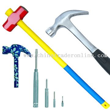 British Type Sledge Hammers, Decorative Hammers & Metal Hammers