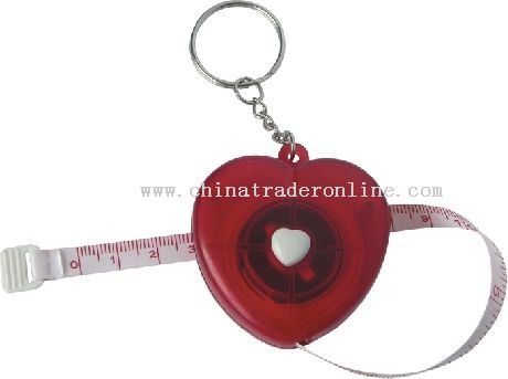 Mini Keychain Gift Cloth Tape