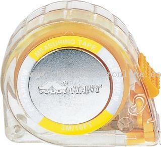 Transparent Plastic Case Tape Measure