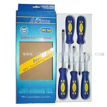 5pc Screwdriver Set from China