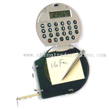 5 Function Tape Measure