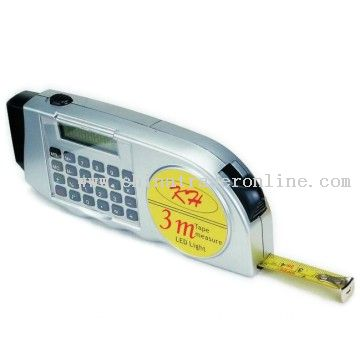Multifunction Tape Measure