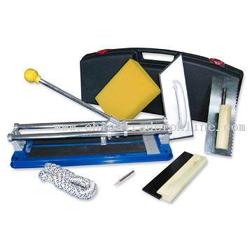 Tile Cutting Tool Kit