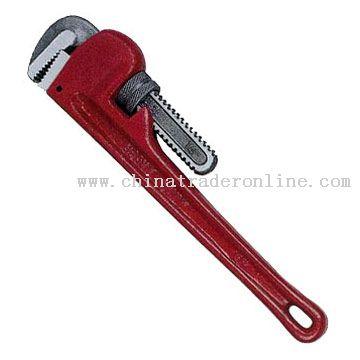 American-Type Heavy-Duty Pipe Wrench