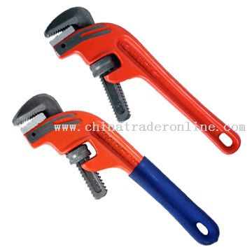 Slanting Pipe Wrenches