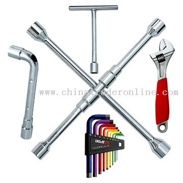 Wrenches & Spanners