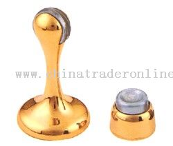 Zinc alloy magnetic door holder