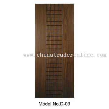 Interior Solid Wood Door