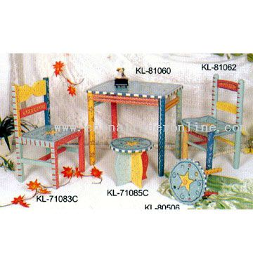 Furniture for Children from China