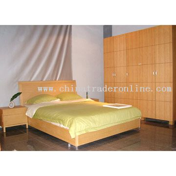 Bedroom Furniture Set  Double Bed from China. wholesale Bedroom Furniture Set  Double Bed buy discount Bedroom