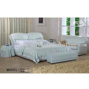 Fabric Bed from China
