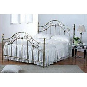 Metal Bed from China