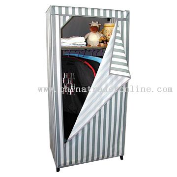 PEVA Portable Wardrobe from China