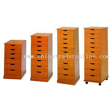 Paulownia Cabinet