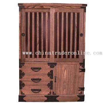 Paulownia Cabinet from China