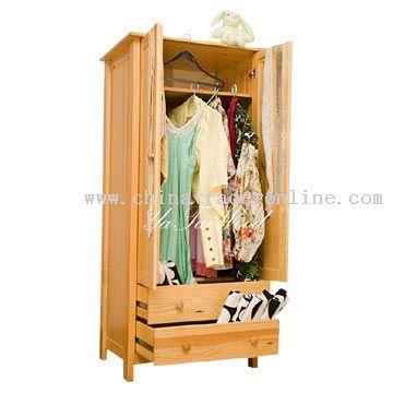 Tallboy Closet