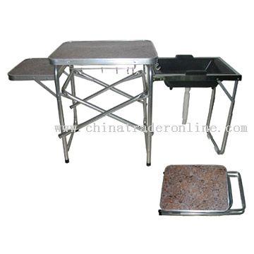 Al Camping Table