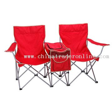 Double-Seat Camping Chair