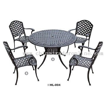 ... Cast Aluminum Garden Furniture · Cast Iron ...