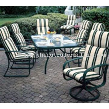 Garden Furniture Set. wholesale Cast Aluminum Garden Furniture buy discount Cast